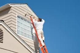 Picture exterior home painter